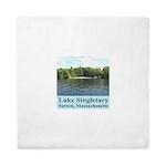 Lake Singletary Queen Duvet