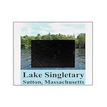 Lake Singletary Picture Frame