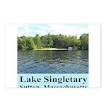 Lake Singletary Postcards (Package of 8)