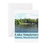 Lake Singletary Greeting Cards (Pk of 10)