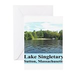 Lake Singletary Greeting Cards (Pk of 20)