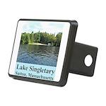 Lake Singletary Rectangular Hitch Cover