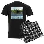 Lake Singletary Men's Dark Pajamas