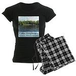 Lake Singletary Women's Dark Pajamas