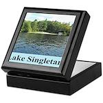 Lake Singletary Keepsake Box