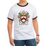 Beaghan Coat of Arms Ringer T
