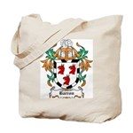 Barron Coat of Arms Tote Bag
