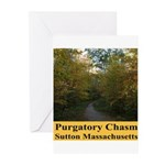 Purgatory Chasm Greeting Cards (Pk of 10)