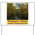 Purgatory Chasm Yard Sign