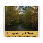 Purgatory Chasm Throw Blanket