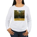 Purgatory Chasm Women's Long Sleeve T-Shirt