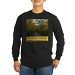Purgatory Chasm Long Sleeve Dark T-Shirt
