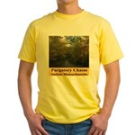Purgatory Chasm Yellow T-Shirt