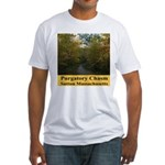 Purgatory Chasm Fitted T-Shirt