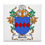 Bareth Coat of Arms Tile Coaster