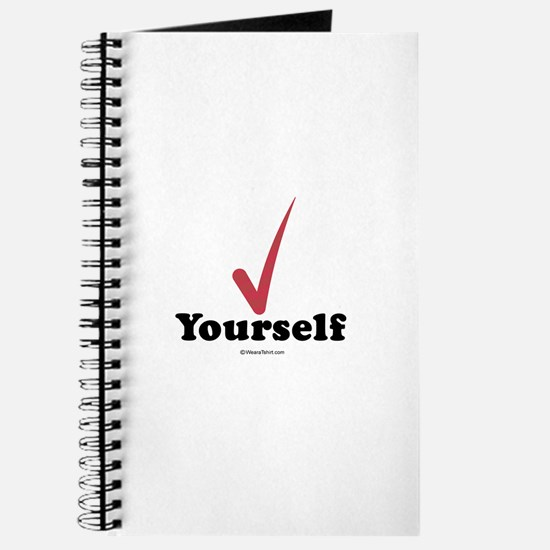 Check yourself - Journal