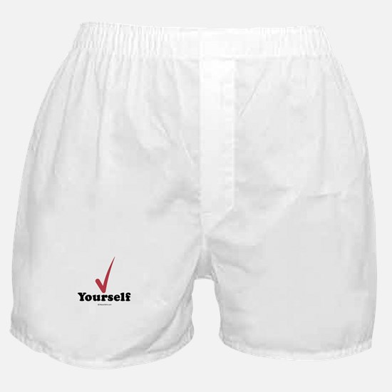 Check  yourself -  Boxer Shorts