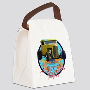 American legend Canvas Lunch Bag