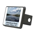 Ramshorn Pond Rectangular Hitch Cover