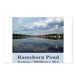 Ramshorn Pond Postcards (Package of 8)