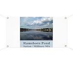 Ramshorn Pond Banner