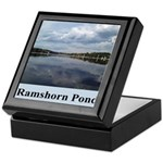 Ramshorn Pond Keepsake Box