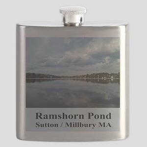Ramshorn Pond Flask