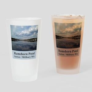 Ramshorn Pond Drinking Glass