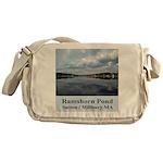 Ramshorn Pond Messenger Bag