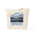 Ramshorn Pond Tote Bag