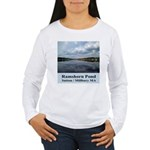 Ramshorn Pond Women's Long Sleeve T-Shirt