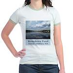 Ramshorn Pond Jr. Ringer T-Shirt