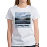 Ramshorn Pond Women's T-Shirt