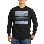 Ramshorn Pond Long Sleeve Dark T-Shirt
