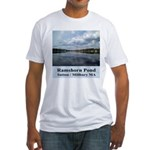 Ramshorn Pond Fitted T-Shirt