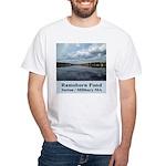 Ramshorn Pond White T-Shirt