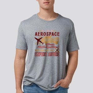 I'm An Aerospace Engineerin Mens Tri-blend T-Shirt