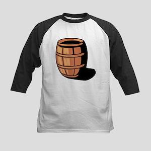 Wine Kids Baseball Jersey