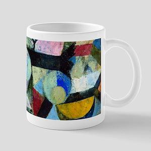 Klee - Yellow Half Moon Mug