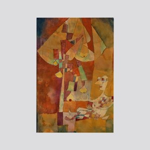 Paul Klee Rectangle Magnet