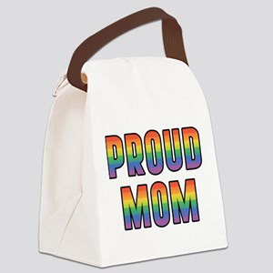 PROUD-MOM_TR Canvas Lunch Bag