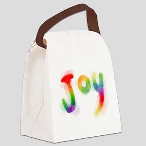 rainbowjoy Canvas Lunch Bag