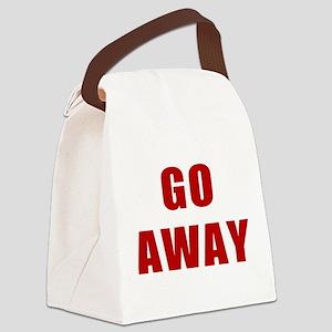 GO-AWAY Canvas Lunch Bag