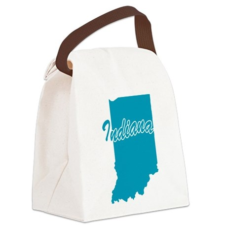 3-indiana.png Canvas Lunch Bag