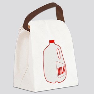 MILKJUG Canvas Lunch Bag