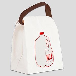MILKJUG Canvas Lunch Bag