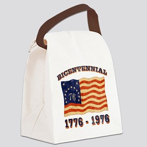 1776-NEW Canvas Lunch Bag