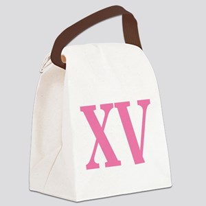 xv Canvas Lunch Bag