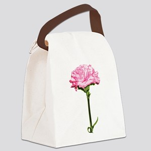 PINK-CARNATION_NEW Canvas Lunch Bag