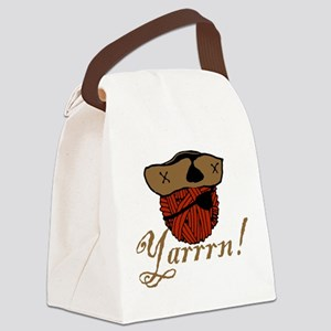 yarrrn Canvas Lunch Bag